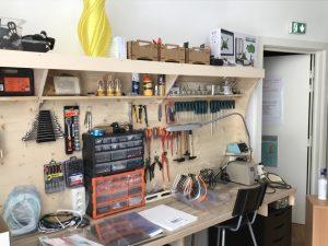 Certains de nos outils