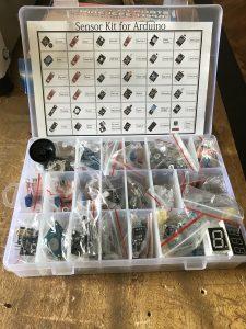 Notre kit de capteurs